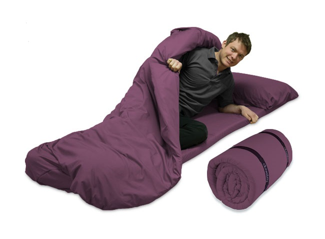 4cm Duvalay Luxury Memory Foam Sleeping Bag 77cm wide.  Currently out of stock.  New shipment arrives late September, Email us at sales@duvalay.co.nz to place your back order now to avoid disappointment
